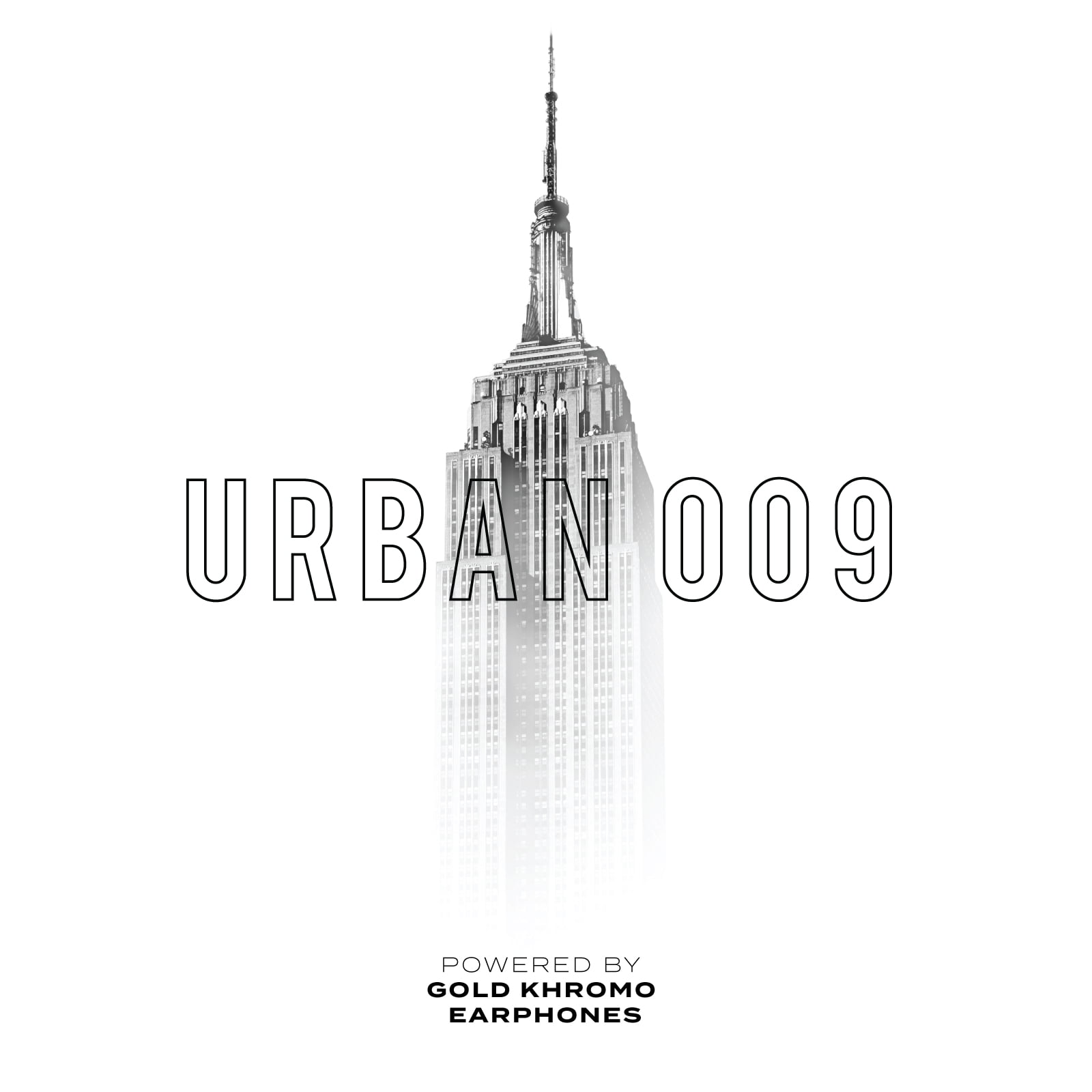 SEPTEMBER PLAYLIST: URBAN 009 POWERED BY GOLD KHROMO